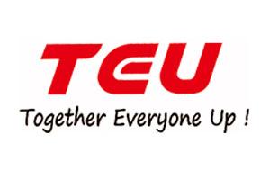 logo xe nâng TEU
