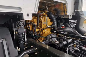 Giới thiệu động cơ YUCHAI YC6JA180-50 sử dụng trên xe tải 9 tấn Chenglong