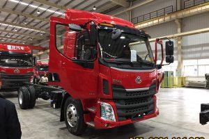 Thiết kế nội thất bên trong của xe tải thùng Chenglong 2 chân có gì đặc biệt?