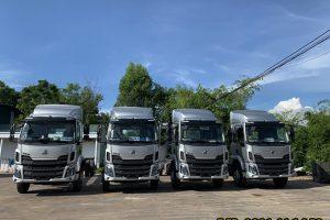 Địa chỉ mua xe tải thùng 9 tấn Chenglong uy tín, chính hãng tại Việt Nam