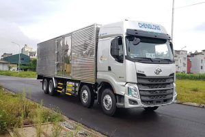 Giá xe tải Chenglong, xe đầu kéo Chenglong, xe ben, xe cẩu năm 2020